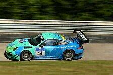 24 h Nürburgring - Podium und Klassensieg für Porsche 911