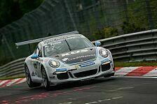 Carrera Cup - Schwacher Nürburgring-Lauf für Team75 Bernhard