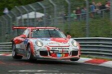 24 h Nürburgring - Voller Erfolg für GetSpeed
