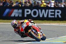 MotoGP - Pedrosa fährt Bestzeit im ersten Le-Mans-Training