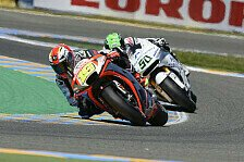 MotoGP - Bautistas Auferstehung sichert Punkt