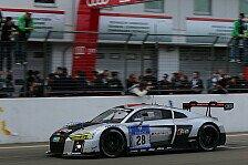 24 h Nürburgring - 24h-Debütsieg für den Audi R8 LMS