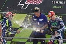 MotoGP - Frankreich GP: Die Stimmen der Fahrer aus Le Mans