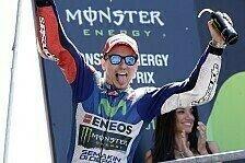 MotoGP - Rennanalyse Le Mans: Rossi machtlos gegen Lorenzo