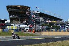 MotoGP - Wetter Prognose: Frankreich-GP