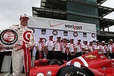 IndyCar - Indy 500: Dixon startet von der Pole Position
