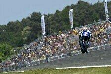 MotoGP - Suzuki-Piloten hoffen auf Arbeitsentschädigung