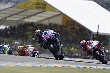 MotoGP - Die Infos zum Renn-Sonntag