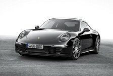 Auto - Porsche bringt die Blackedition