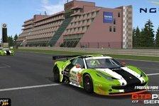 eSports - GTP Pro Series - Doppelsieg für Gamophy-Racing
