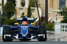 Formel 1 - Sauber: Noch einiges zu verbessern