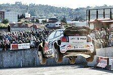 WRC - Mikkelsen führt die Rallye Portugal an