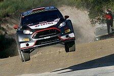 WRC - Kubica feiert Comeback mit neuem Auto