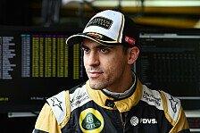 Formel 1 - Vor Grosjean? Maldonado kaum verwundert