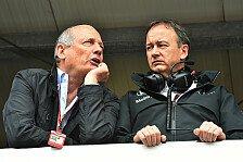 Formel 1 - McLaren: Fokus bleibt auf 2015