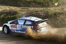 WRC - M-Sport: Genuss beim Fahren im Vordergrund