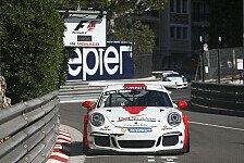 Supercup - Monaco-Pole für Jaap van Lagen