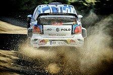 WRC - Portugal: Aufholjagd von Ogier