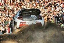 WRC - Bilder: Rallye Portugal - Shakedown & Tag 1
