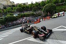 Formel 1 - Maldonado bereut den Wechsel zu Lotus nicht