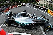 Formel 1 - Qualifying: Rosberg geschlagen! Hamilton auf Pole