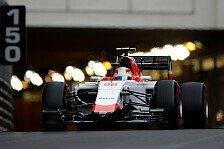Formel 1 - Überraschung bei Manor: Merhi vor Stevens