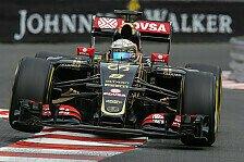 Formel 1 - Grosjean: Richtig sauer nach Verstappen-Crash