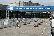 Formel E - Das Fahrerfeld für die Formel-E-Saison 2015/2016