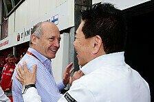 Formel 1 - Dennis: Kundenmotoren bringen es einfach nicht