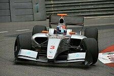 WS by Renault - Bilder: Monaco - 3. Lauf