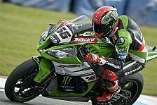 Superbike - Donington 1: Sykes gewinnt knallhartes Teamduell