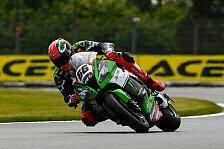 Superbike - Donington-Doppelsieg: Sykes wie vom anderen Stern