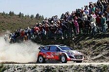 WRC - Neuville sucht auf Sardinien seinen Rhythmus