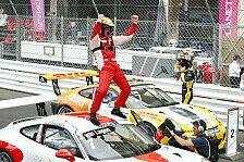 Supercup - Erster Monaco-Sieg für Routinier Jaap van Lagen