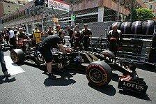 Formel 1 - Chester: Zulieferteil schuld an Maldonado-Ausfall