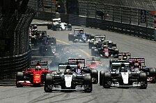 Formel 1 - Monaco GP: Dreikampf mit vielen Unbekannten