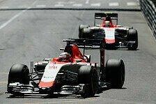 Formel 1 - Manor Vorschau: Kanada GP