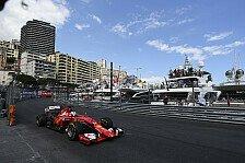 Formel 1 - Live: Der Mittwoch in Monaco