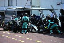 Formel 1 - Die größten strategischen Pannen
