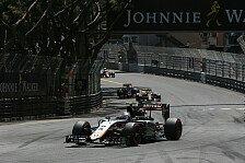 Formel 1 - Mallya: Perez hat in Monaco sein Talent gezeigt