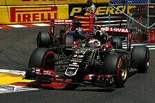 Formel 1 - Verstappen-Crash: Lotus wehrt sich