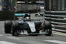 Formel 1 - Mercedes in Monaco: Spanien-Desaster ist vergessen