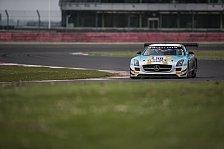 Blancpain GT Serien - Platz 11 bei Silverstone-Premiere für Indy Dontje
