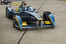 Formel E - Unsafe Release: Buemi verliert Platz drei