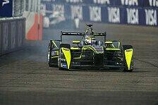 Formel E - Piquet siegt und vergrößert Meisterschaftsführung
