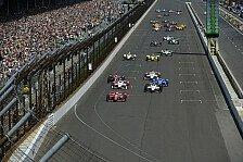 IndyCar - Video: IndyCar 2015: Die Highlights vom Indy500 2015