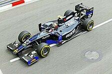 GP2 - Amberg in Monaco vom Pech verfolgt