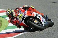 MotoGP - Iannone fährt in Mugello Geschwindigkeitsrekord