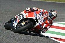 MotoGP - Traumstart für Dovizioso