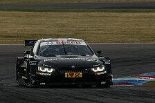 DTM - Spengler auch ohne Punkte zufrieden
